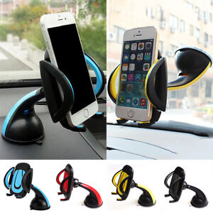 Universal Car Mobile Phone GPS Windscreen Dashboard Holder Mount Cradle Stand AU