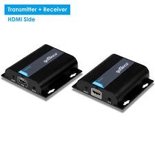gofanco HDMI HDBitT CAT5e/6 Extender with IR - 395ft (120m) (HDbitTExt)