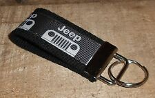 Handmade Jeep Keychain
