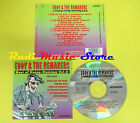 CD EDDY & THE REMAKERS BEST OF DANCE REMIX VOL2 compilation (C1)no lp mc