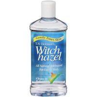 Dickinson's Witch Hazel 100 % Natural Astringent