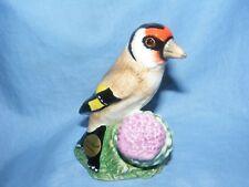 John Beswick Bird CARDELLINO JBB27 da collezione ornamento presente regalo di compleanno
