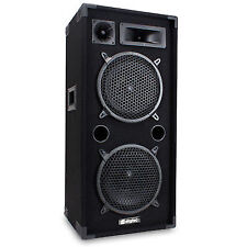 "Max 170.670 Dual 10"" Passive Party Speaker 1000 Watt"