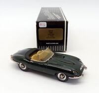 Small Wheels 1/43 Scale SW19 - 1965 Jaguar E-Type Roadster - Green