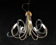 Lampadario contemporaneo design moderno in vetro di murano BELL chic 2010/S5L