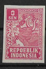 Ned. Indie Repoeblik Indonesia Java- Madoera Zonnebloem 28A