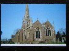 POSTCARD B33-2 NORTHAMPTONSHIRE BRAUNSTON -ALL SAINTS CHURCH