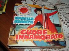 """ISABELLA IANNETTI """" CUORE INNAMORATO """" UN DISCO PER L'ESTATE'69  ITALY"""