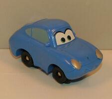 "2008 Geotrax Geo Trax Sally Blue Porshe 4.25"" Fisher-Price Mattel Disney Cars"