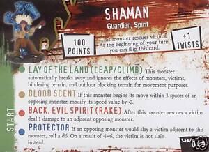 HorrorClix Nightmares - #049  Shaman