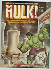 Marvel Comics: Hulk Magazine (1st Series)  Includes A New Moon Knight Story! VF+
