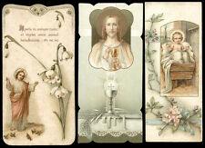lotto santini-holy cards lot-lot images pieuses-konvolut heiligenbildichen 2094