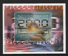 1999 Year 2000 Mini Sheet Complete MUH/MNH as issued