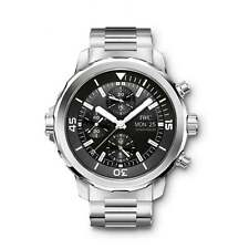 IWC Aquatimer Chronograph 44mm IW376804 - Unworn with Box and Papers