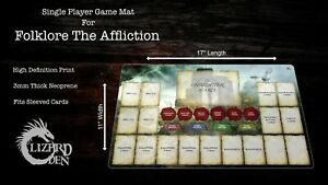 Folklore The Affliction Custom Made Game Mat