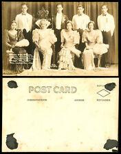 1935 Manila Carnival Queen Miss Philippines, Luzon, Visayas & Mindanao RPPC