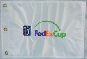 FED EX CUP Logo Official EMBROIDERED Golf FLAG Sealed