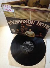 035 LP THE DOORS Morrison Hotel (Vedette 70 ITALY) 1st press REGALO ANNVERSARIO
