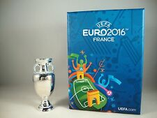 EM-Pokal 80 mm freistehend UEFA Euro 2016 tm Cup France Vencedor Portugal troféu