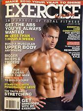 Exercise For Men Only magazine - January 2010