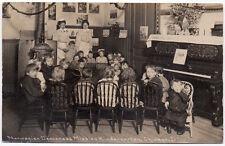 Rppc Norwegian Deaconess Mission Kindergarten Class Chicago, Illinois~105953