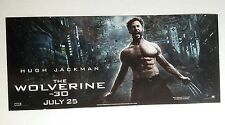 The Wolverine 3D Hugh Jackman Screaming Stance X-Men Large 4.25x10 Movie Sticker