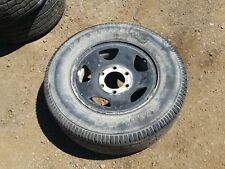 HOLDEN RODEO SET OF 4 WHEELS AND TYRES