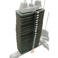 200lb. Selectorized Weight Stack Upgrade - Body-Solid SP200