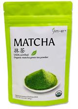 Slim-er CULINARY matcha green tea powder---organic, nothing added,100grams