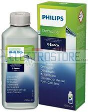 Philips Saeco CA6700/10 decalcificante x macchine caffe espresso 250ml 5 flaconi