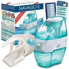 Nasal Care Essentials Bundle: Naväge Nose Cleaner, 38 SaltPod Capsule