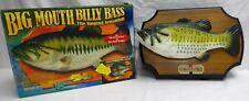 Big Mouth Billy Bass Singing Fish Wall Hanging Novelty