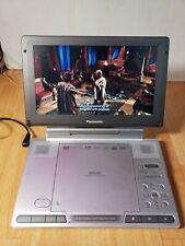"Panasonic DVD-LS91 Portable DVD Player (9"" Screen)"