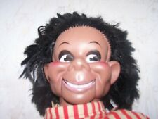 1973 Lester Character Ventriloquist Puppet Doll by Eegee Tyler Working Mouth