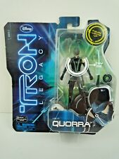 DISNEY SPIN MASTERS TRON LEGACY SERIES 2 QUORRA FIGURE SEALED