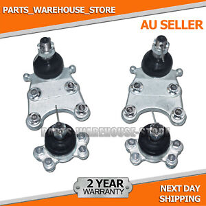 Ball Joint Set for Holden Rodeo 4WD TF TFR TFS Lower And Upper 1989-2003