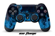 Designer Skin Sticker Wrap for PS4 Playstation 4 Remote Controller Decal ICE FLM