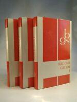 Werke in drei Bänden Brüder, Grimm und Spiekerkötter Dr. Gisela: