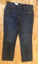 LAUREN Ralph Lauren NWT  Women's Size 8  Dark Wash GIRLFRIEND  Relaxed Jeans