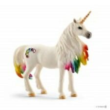 70524 Rainbow Unicorn Mare Bayala The World of Elves Schleich  Playground