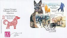 Malaysia - 2018 - Working Dogs - Protection Dog - Police - German Shepherd...