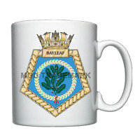 RFA Bayleaf  -  Royal Fleet Auxiliary - Personalised Mug