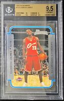 2003 Bowman Rookies & Stars LeBron James #123 BGS 9.5 GEM MINT RC 10 Centering