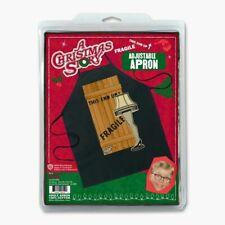 Apron - A Christmas Story Fragile Leg Lamp 15661. Brand