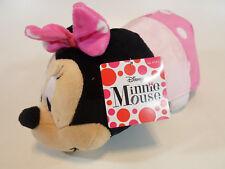 "LARGE 14"" FLIPAZOO Disney Minnie Mickey Mouse Stuffed Animal Plush PILLOW"