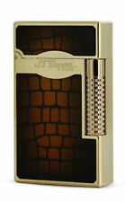 S.T. Dupont LeGrand Lighter With Dual Soft Flame & Torch, 023024, New In Box