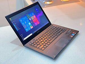 """༺ༀ Superfast SONY VAiO Intel ™Core™ i7-3.50GHz-256 GB SSD-8GB-ATi-14""""LEDༀ༻292"""