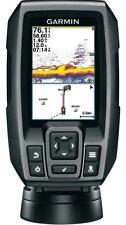 Garmin Striker 4 Sonar GPS Combo Fish /Depth Finder, CHIRP Sonar Transducer