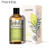 Huiles essentielles de Citronnelle Pure Aromathérapie essentielles biologiques