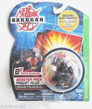Bakugan Bragonoid Battle Brawlers Black RARE Toy B2 Darkus Purple 2009